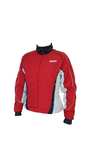 SWIX Star Advanced jacket Women red