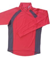 SWIX Polaris Turtle Neck red vel. S