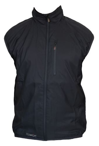 SWIX Cruiser men´s  vest grey
